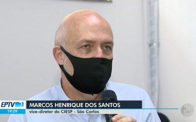 60% das indústrias de São Carlos faturaram mais em 2020, diz Ciesp